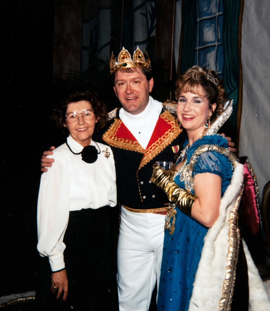 Bonaparte 1989 - Coronation Ball