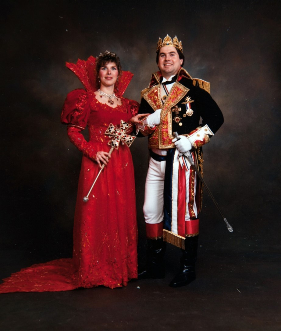 Bonaparte 1990 - Coronation Ball